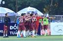 FC Tuấn Sơn và màn ăn mừng bàn thắng đầy cảm xúc tri ân Gia Từ
