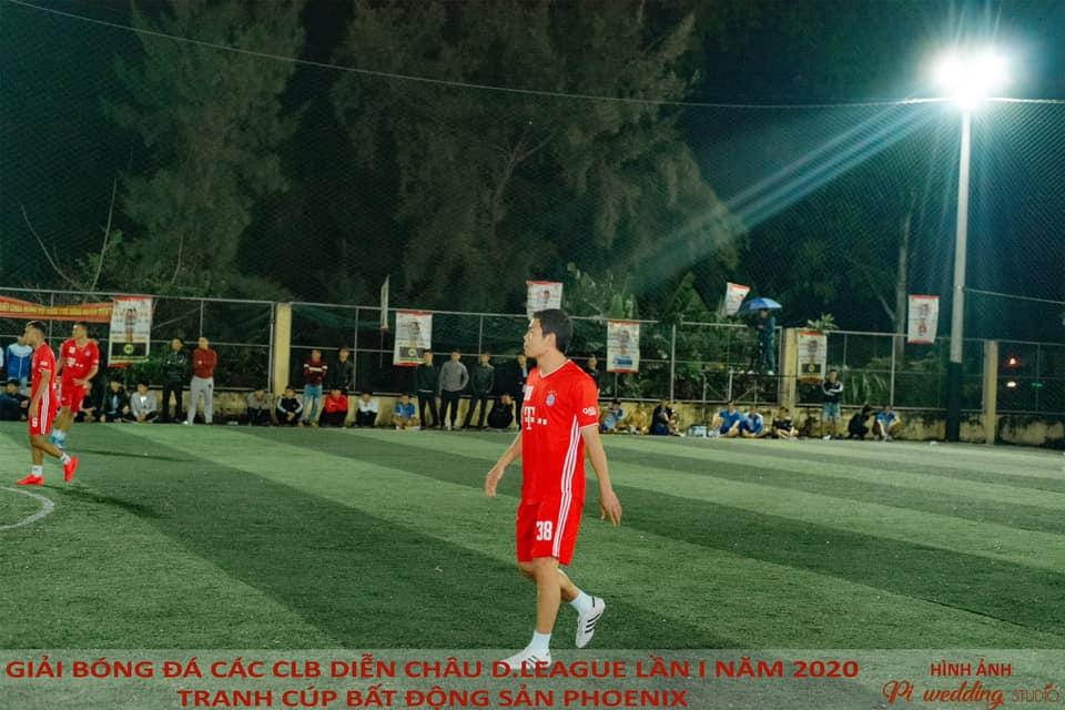 TK Diễn D League - BĐS Phoenix 2020: Chung Tám và sứ mệnh cùng Phonex
