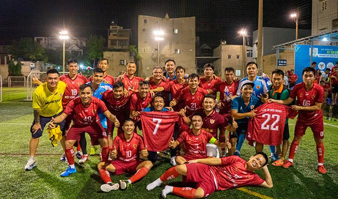 QAQM vô địch S7 Gia Phú 2020: Còn hơn cả một chức vô địch