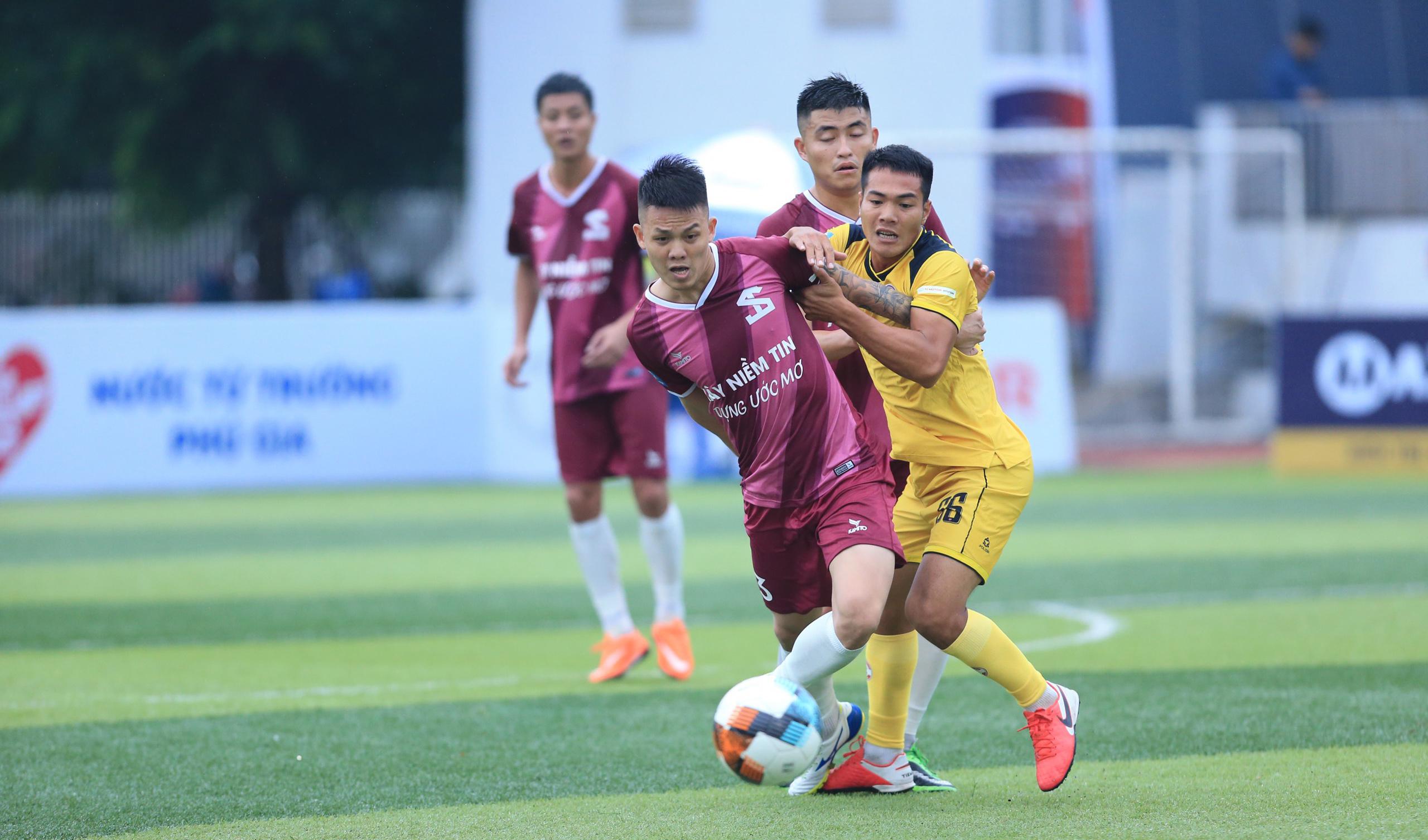 Vòng 3 HPL-S8: Rực lửa 'derby Tây Bắc', Gia Việt gặp khó