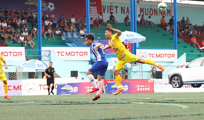 Vòng 3, SPL-S3, KardiaChain Sài Gòn 3-0 Bưng Biền: Con cáo và chùm nho xanh