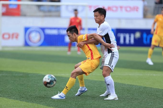 FC Mobi 1-1 Fc Văn Minh: Chia điểm