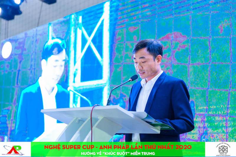 KM Nghệ Super Cup - Anh Pháp: Cột mốc quan trọng bóng đá phong trào xứ Nghệ