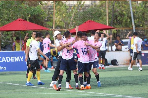 C-Casa 3 – 2 Olympic Gym : Dấu ấn mang tên đội trưởng Điền Sơn