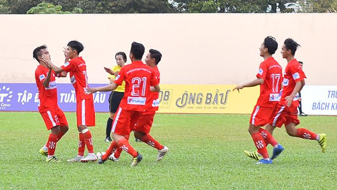 SV-LEAGUE 2020: Sư phạm Kỹ thuật lên đầu sau trận thắng ĐH Sài Gòn
