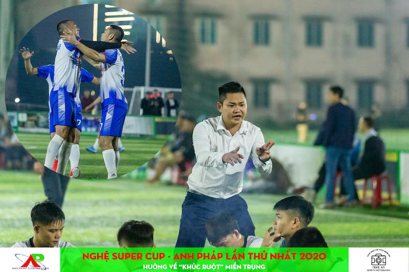 """Nghệ Super Cup: Cơn điên Thế """"Say"""" và bàn thắng xuất thần của Khánh """"khỉ"""""""