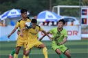 """Gia Việt 1-3 Ocean: """"Báo động đỏ"""" cho nhà đương kim vô địch"""