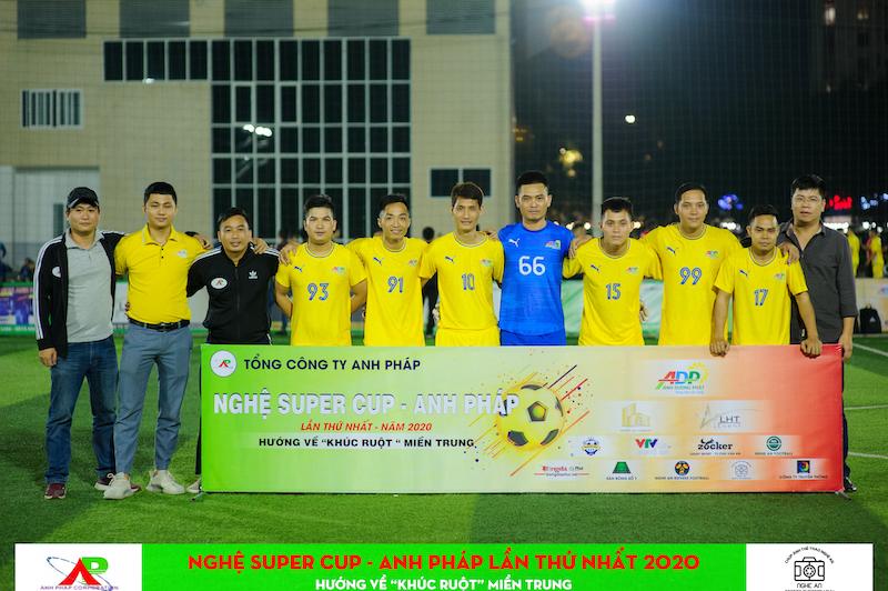 Ánh Dương Phát FC: Hiện tượng, sự kỳ vọng và nỗi niềm của bầu Hoàng Ngọc