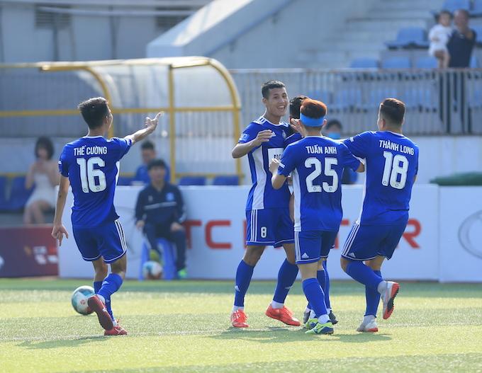 Mobi 2-1 Nguyễn Trãi: Tiếp đà chiến thắng