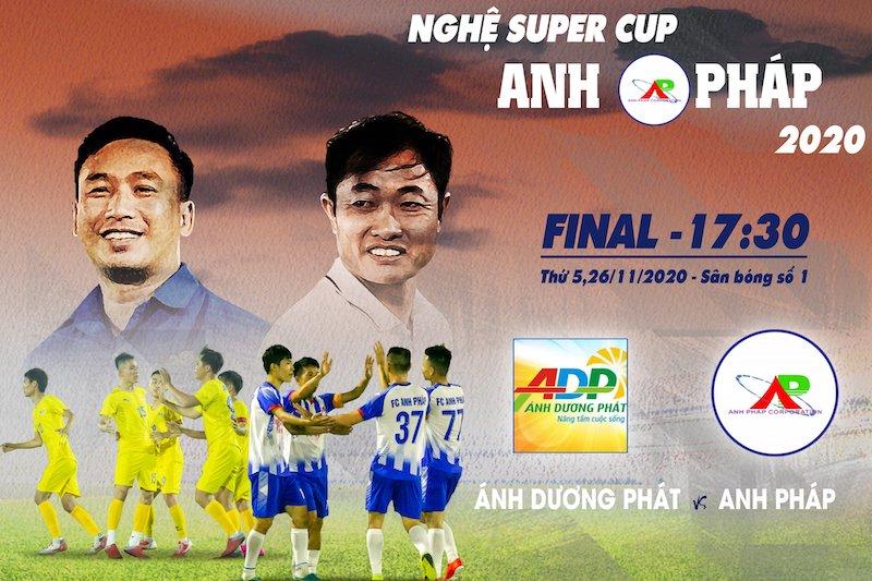 """CK Nghệ Super Cup 2020: Mộng bá vương của Hùng """"mốc"""" hay Ánh Dương sẽ """"phát""""?"""
