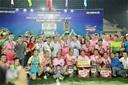 Hạ màn Thái Hoà - Bia Việt 2020: Cột mốc bóng đá miền Tây Bắc xứ Nghệ