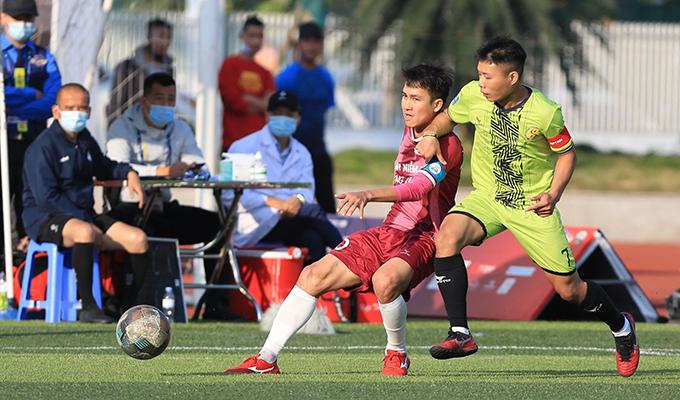 Ocean 0-0 Tuấn Sơn: Chia điểm trong trận cầu không bàn thắng