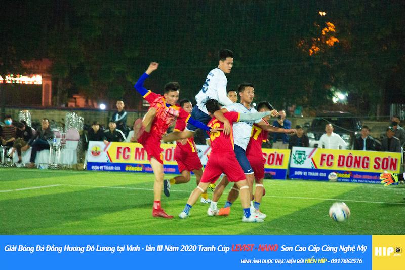 ĐH Đô Lương tại Vinh 2020: Cảm hứng Chung Sport cùa làng Tân và màn thị uy mang tên Đặng Sơn