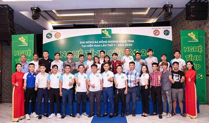 Giải bóng đá ĐH Nghệ Tĩnh tại miền Nam lần thứ V - Nghệ Tĩnh Cúp 2020: Quê choa lại bưng đọi nác chè