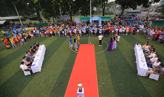 Giải hội đồng hương Huế tại TP.HCM 2020: Một nét gì rất Huế!