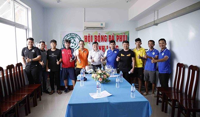 Giải Futsal Vĩnh Long – Cúp Lộc Tài 2020: Mới ra cửa đã gặp cọp