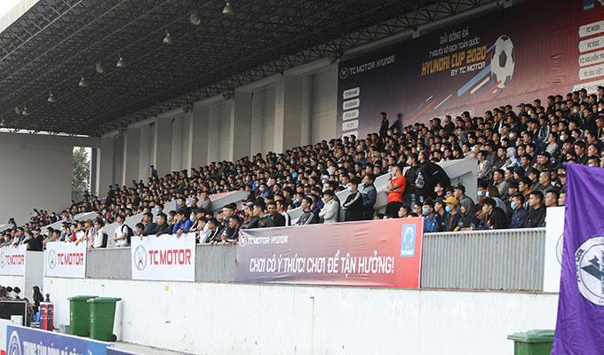 HPL-S8 chào mừng khán giả trở lại tại vòng đấu hạ màn
