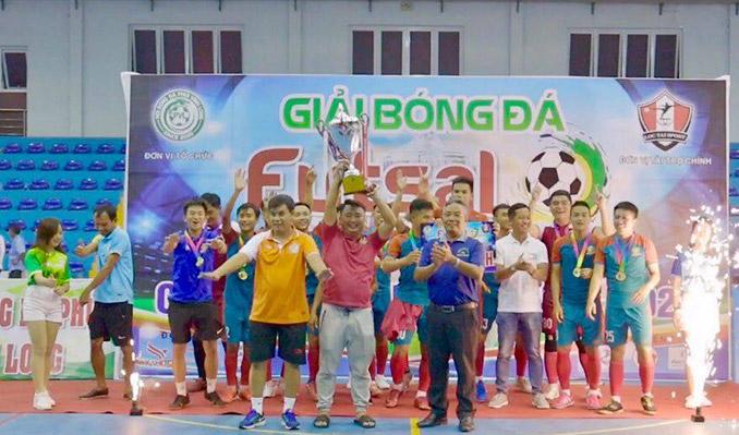 Giải futsal Vĩnh Long – Cúp Lộc Tài 2020: Huỳnh Hương hạ Đức Thắng GPRS để xưng vua
