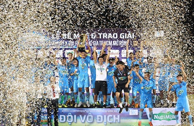 SV-LEAGUE 2020: Đại học Cần Thơ vô địch