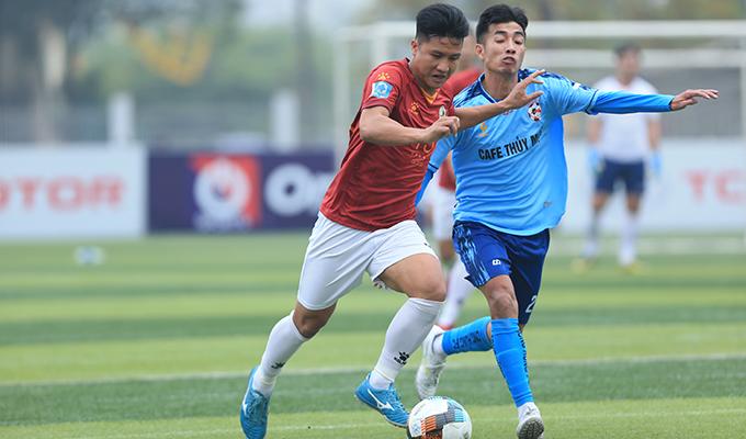 Bán kết VPL-S2: Hai đội bóng miền Nam tái đấu tại trận chung kết