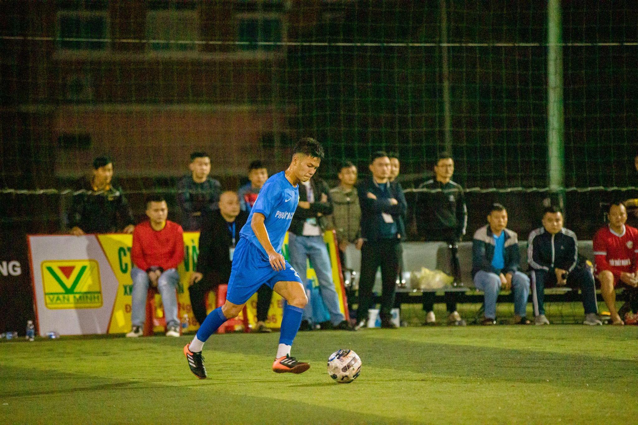 """Nghệ League 2020 (Phước An CPN): Sao trẻ Minh Hiếu """"đường sữa"""" Hùng Milan, """"Vua phủi"""" Cap sẵn sàng xung trận"""