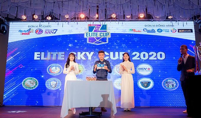 Elite Sky Cup 2020: Món ăn tinh thần cho người hâm mộ phủi trước thềm Tết Nguyên Đán