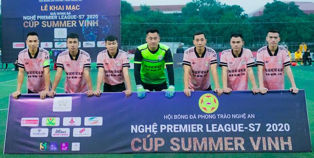 Nghệ League 2020: 59 Đô Lương, đối thủ vòng 4 của Phước An và những điều chưa biết