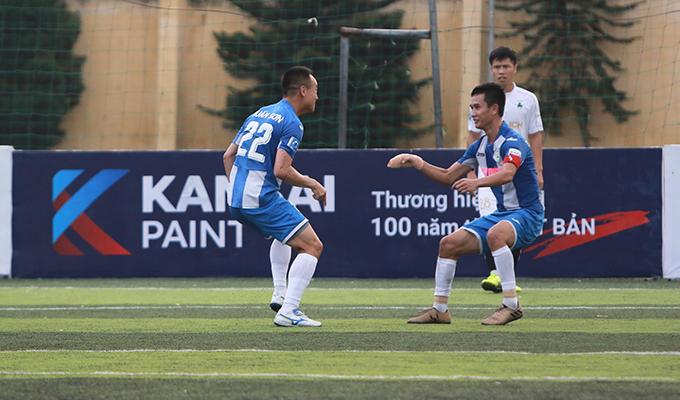 Vòng 5 Nghệ League 2020: Hùng Milan dùng Đạo Từ Sơn, Việt Hải Dương đấu Văn Minh