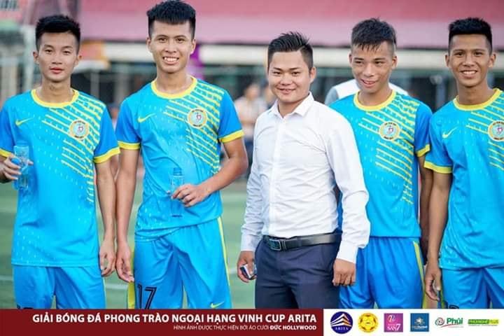 Vòng 5 Nghệ League 2020: Vận Tải Hùng Kiều dùng sao U17 Quốc gia đấu Sao Biển