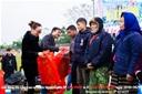 Anh Pháp FC cùng T&B trao quà trị giá 40 triệu đồng cho những gia đình khó khăn huyện Quế Phong, tỉnh Nghệ An