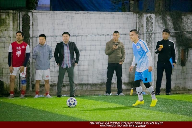 """TV Đình Hưng (Anh Pháp): """"Anh em lão tướng quyết lấy Cup O35 NA làm quà Tết tặng bầu Hùng mốc"""""""