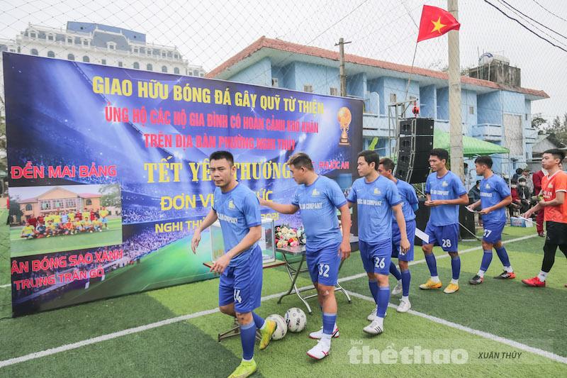 """Capdevila, Hoàng """"cao"""" cùng Phước An du đấu gây quỹ từ thiện 50 triệu đồng tại Cửa Lò"""