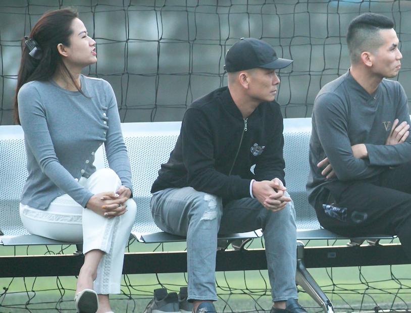 """Bầu Hùng (Vinataba FC): """"Chúng tôi sẽ nỗ lực tạo sự thành công cho Bắc Miền Trung 2021"""""""