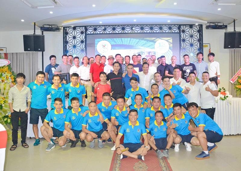 Thủy Tân FC, chuyện thừa kế của một thương hiệu phủi Huế