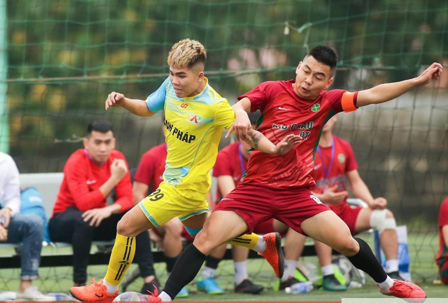 TPL S1: Anh Pháp FC và bước ngoặt sáng của nhà vô địch ĐNÁ Ngô Quang Thuận