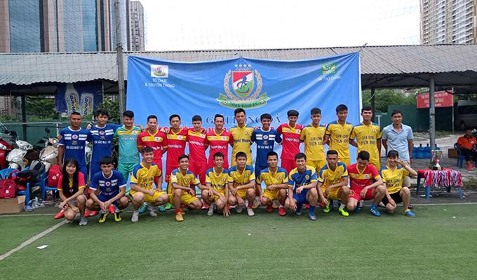 FC Minh Khai: Chơi hết mình, chơi để tận hưởng