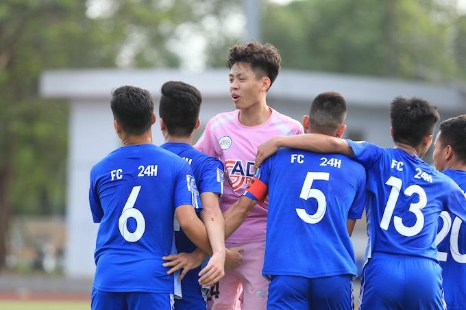 Khai màn HL2-S4: Tân binh thắng đậm, BIDV Quang Trung thể hiện bản lĩnh