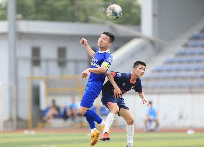 """BIDV Quang Trung 3-1 ACG Plus: Dấu ấn """"kép phụ"""""""