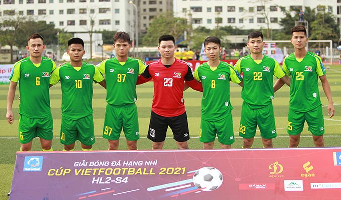 Chất phủi xứ Nghệ mang tên Anh Pháp FC