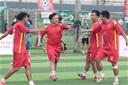 Đương kim vô địch Kingtek thắng nghẹt thở ở ngày khai mạc QNB – Kingtek Cup