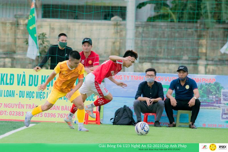 BK U23 NA: Chung kết sớm và màn phục hận của PCCC?