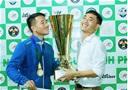 """""""Vua phủi Nghệ"""" Quang Tình trở lại mái nhà xưa Anh Pháp FC"""