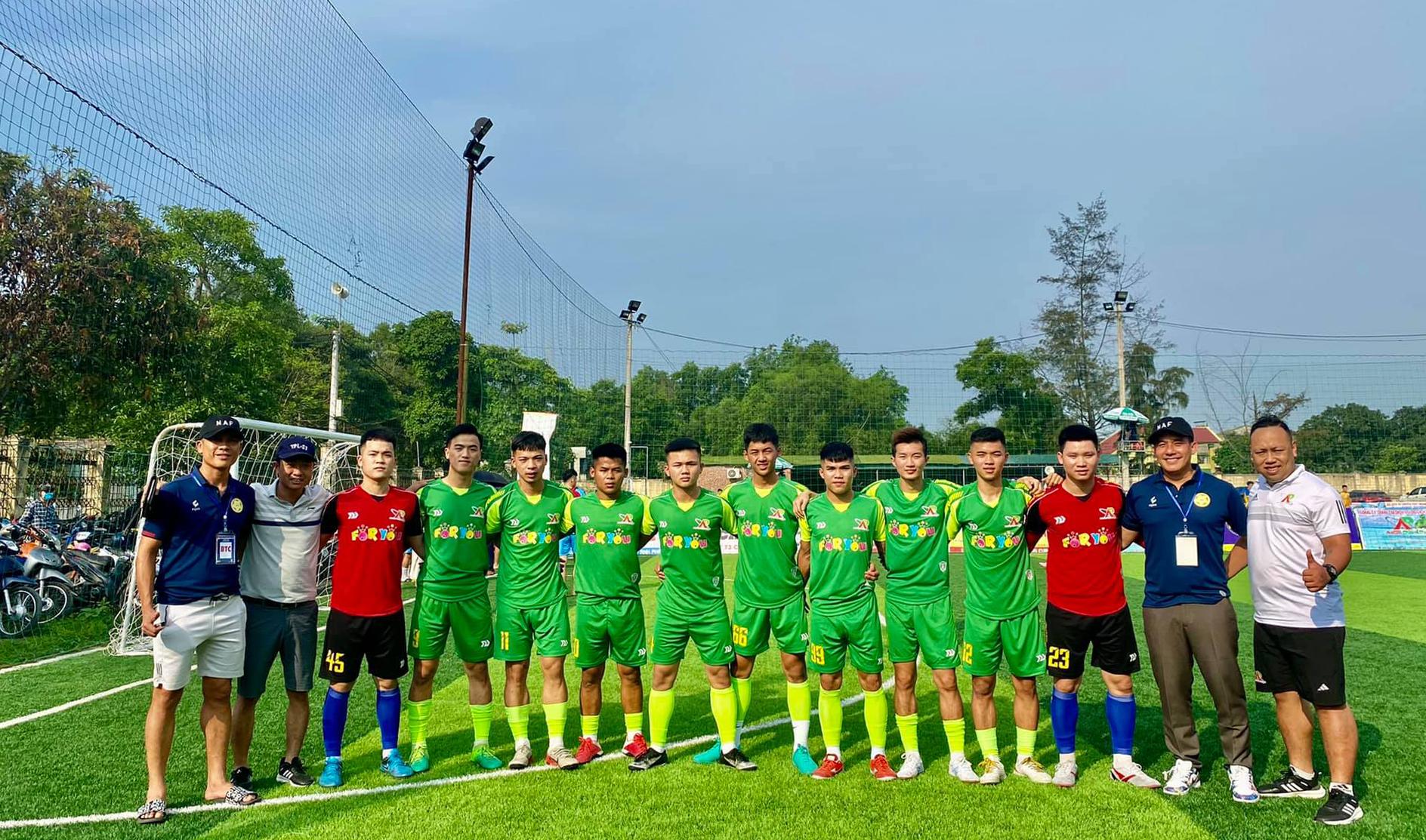 FC For You và duyên tình với xứ Nghệ